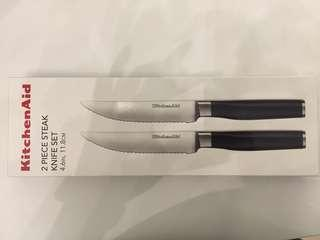 KitchenAid 2 piece Steak Knife set