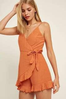 Perfect strangers play suit - size 12