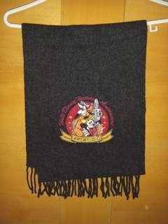 Disneyland Paris Mickey mouse wool scarf (米奇老鼠羊毛頸巾)