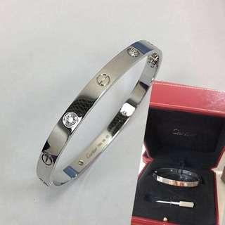 Authentic Cartier Bangle Bracelet