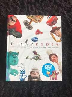 pixarpedia a complete guide to the world of Pixar.. and beyond !