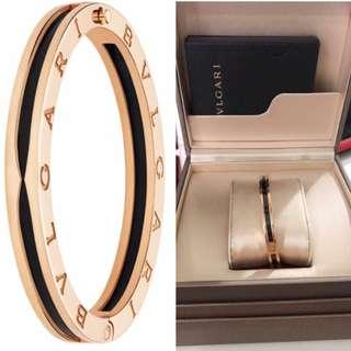 Authentic Bvlgari Bracelet Bangles