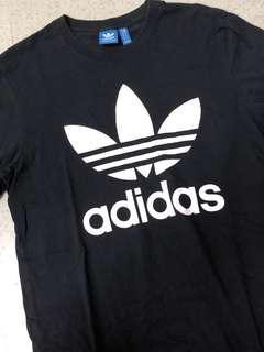 短袖 Adidas original logo Tee T-shirt 三葉