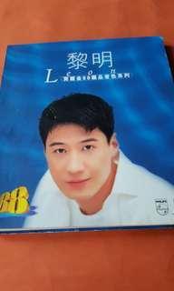 黎明 寶麗金88極品音色系列 CD