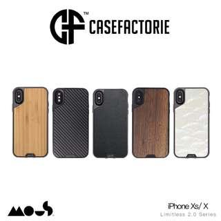 Mous Limitless 2.0 Case for iPhone Xs/ X