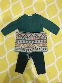 POKOKS Kids Baju Melayu