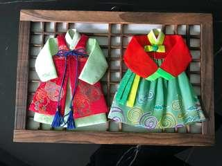 Chinese Classical Costume Frame