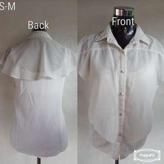 Korean Formal Blouse