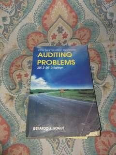 CPA examination reviewer: AUDITING PROBLEMS