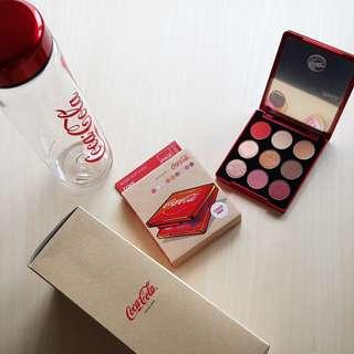 The Face Shop x Coca Cola Limited Edition Palette