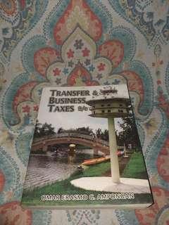 TRANSFER & BUSINESS TAXES 9/e