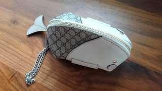 Gucci 魚 散紙包 key pouch