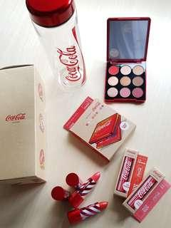 The Face Shop x Coca Cola Lipstick