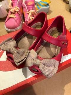 Mini Melissa 平底鞋
