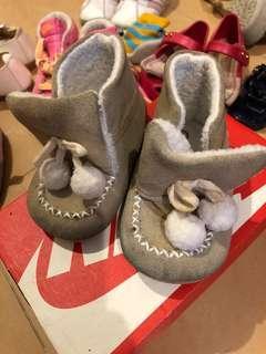 Elle 冬天鞋