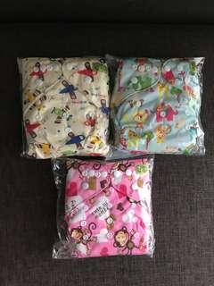 Cloth diaper (baby dash by raf raf, similar to Alva)