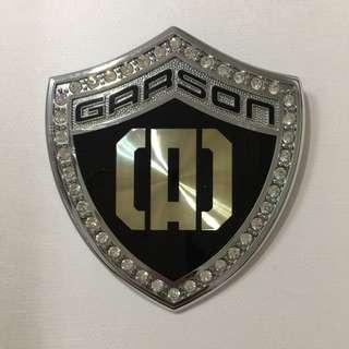 D.A.D Emblem