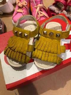 韓版bb涼鞋