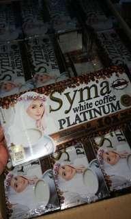 Syma White Coffee Platinum