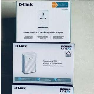 D-Link Wireless AC600 Extender (DHP-P308AV)