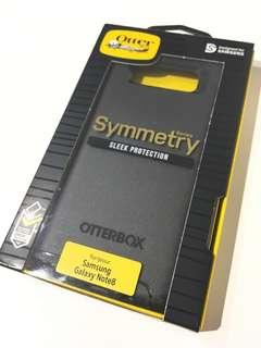 Otter box Series Symmetry Phone case for Samsung/Galaxy Note8