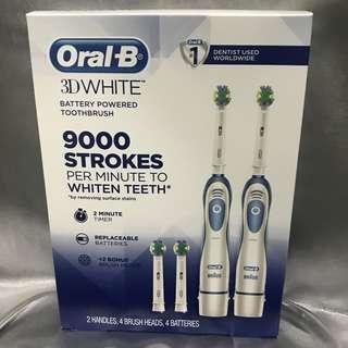 Oral-B 電動牙刷