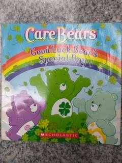 Care Bears: Good Luck Bear's Special Day