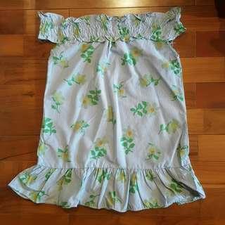 *RIJECT* SENSHUKEI DRESS SABRINA (8T)