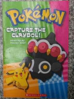Pokémon: Capture the Claydol!