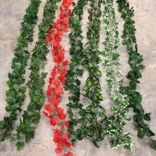 Artificial vines -9ft