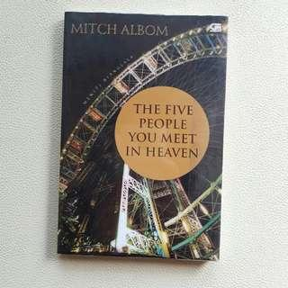 Five People You Met in Heaven oleh Mitch Albom [U]