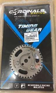 Adjustable timing gear for LC135