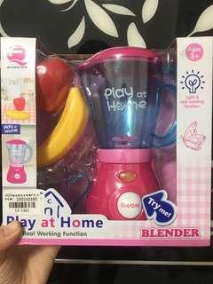 🚚 家家酒系列玩具 果汁機玩具
