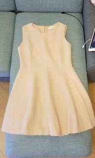 韓國貴價裙 粉紅色閃閃裙