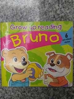 Grow Up Reading with Bruno