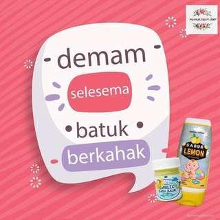 Sabun Lemon & Garlic Baby Balm