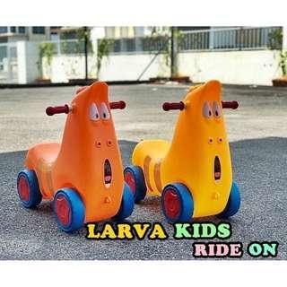 LARVA KIDS RIDE ON