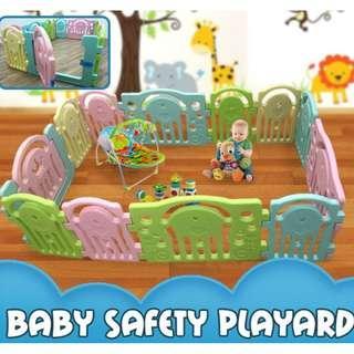 BABY SAFETY PLAYARD