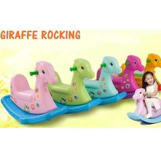 GIRAFFE ROCKING