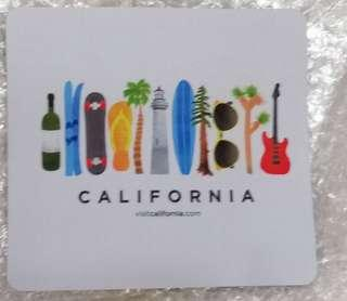 California mouse pad #sellfaster