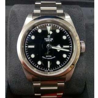new Tudor Black Bay 41Air Asia Steel Bracelet - M79540