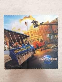 Universal Studio Hollywood 抹len 布