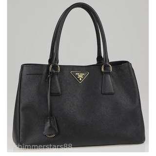 Authentic Prada Saffiano Lux Leather Tote Bag BN1874