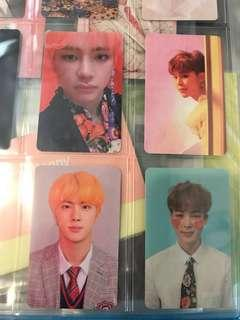 WTT BTS LOVE YOURSELF ANSWER PC