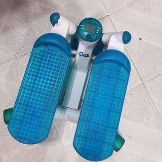 藍色腳踏器😊可計下數和時間
