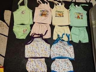 Baby clothes newborn to 6 month