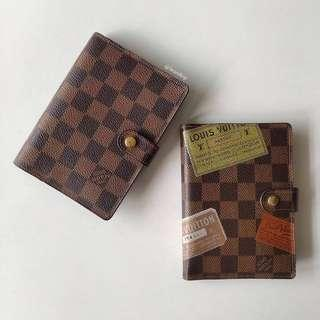 Authentic Limited Edition Louis Vuitton Small Ring Agenda Cover