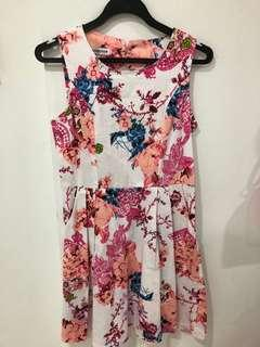 Fleurettos dress