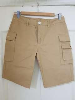 🚚 休閒多口袋短褲 工作褲 短褲 潮褲