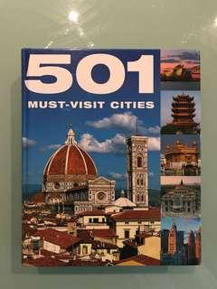 501 Must-Visit Cities by D Brown, J Brown & A Findlay